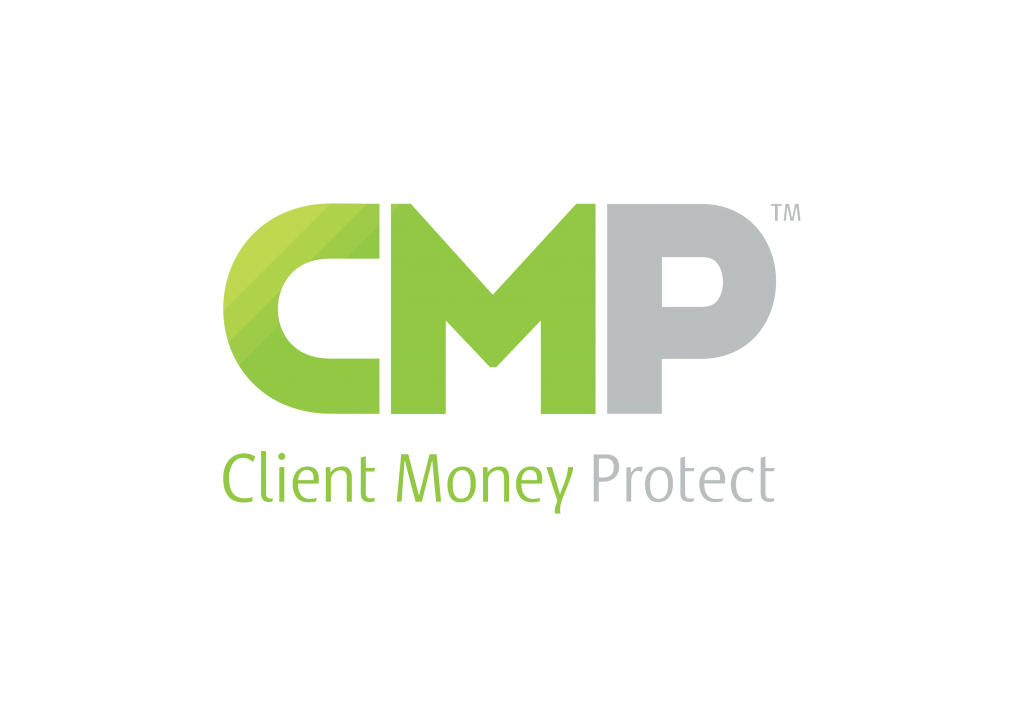 CMP Client Money Protect logo