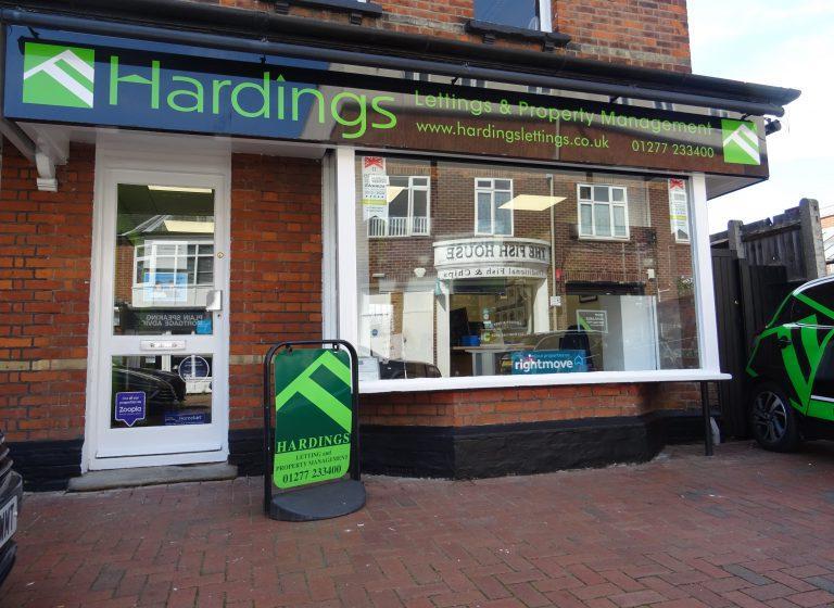 Hardings Lettings Office
