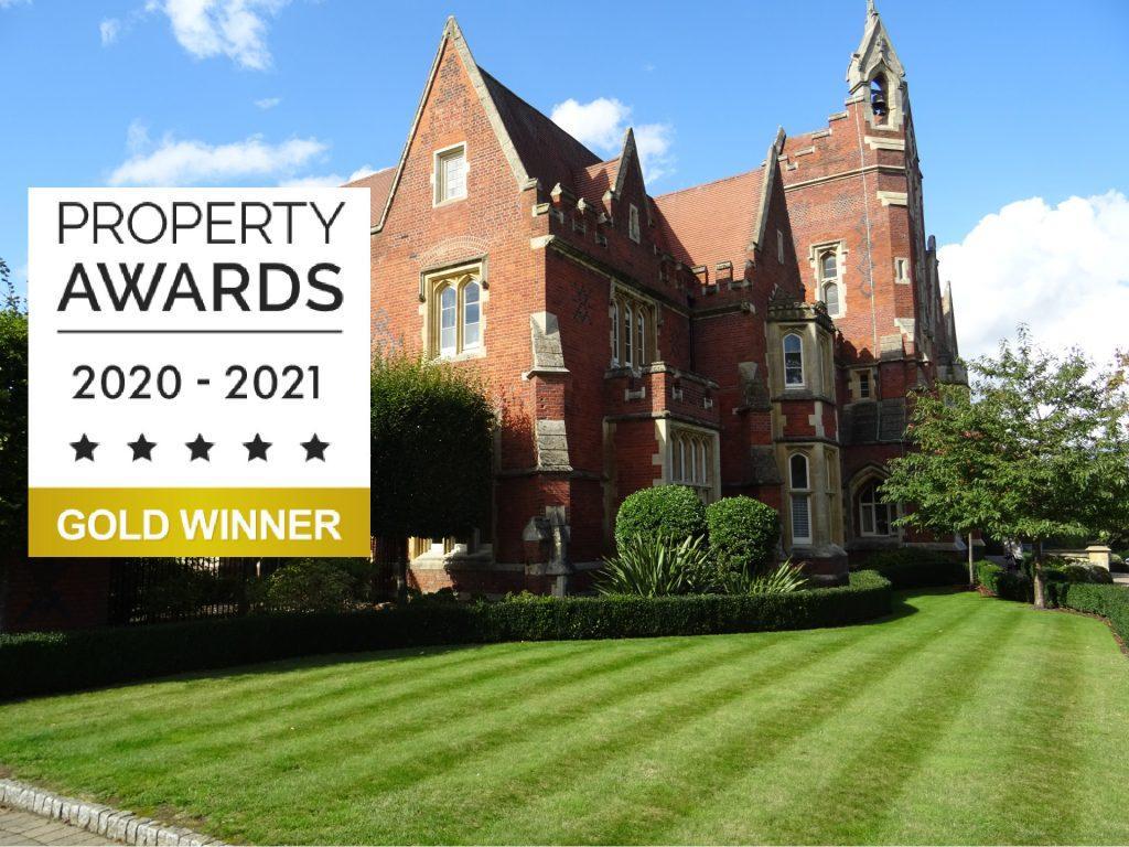 Property Awards Gold Winner